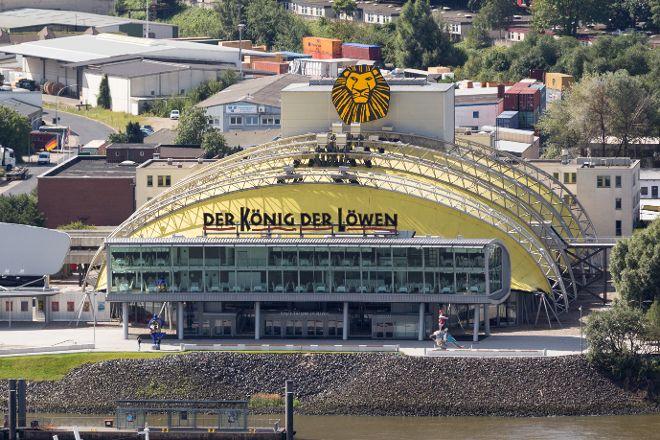 Der Koenig der Loewen (The Lion King), Hamburg, Germany