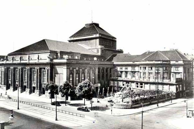 Deutsche Oper Berlin, Berlin, Germany