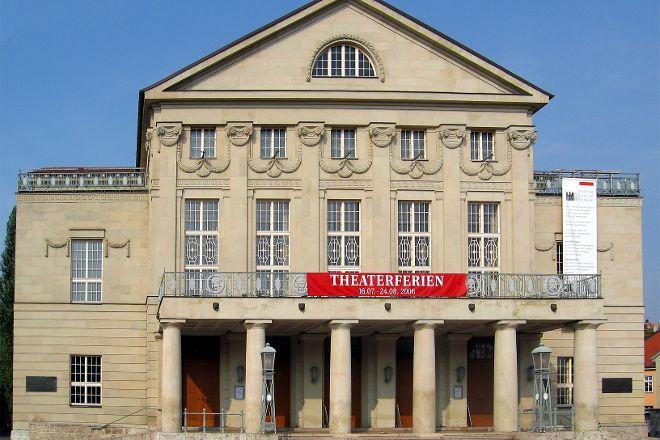 Deutsches Nationaltheater and Staatskapelle Weimar, Weimar, Germany