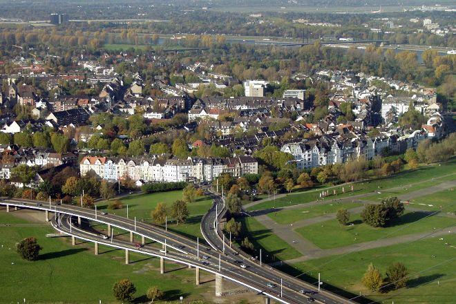 Dusseldorf-Oberkassel, Dusseldorf, Germany