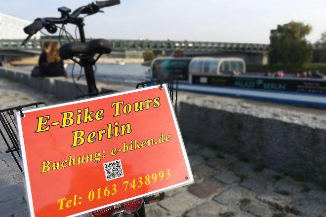 E-Bike Tours Berlin, Berlin, Germany