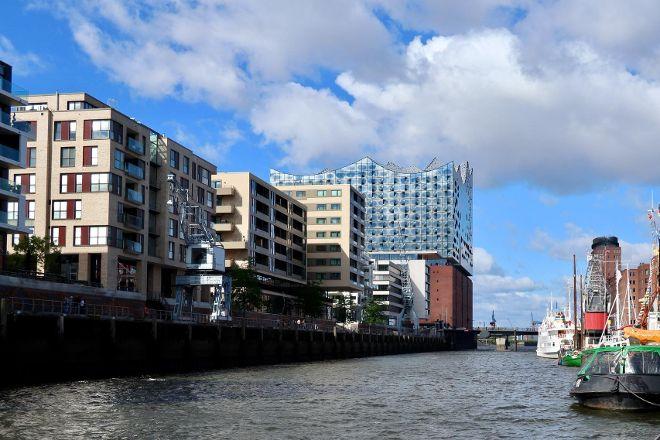 ElbPlaza Guide, Hamburg, Germany
