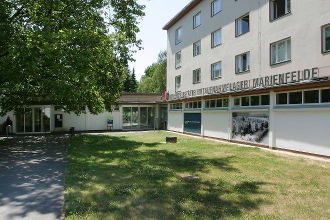 Erinnerungsstatte Notaufnahmelager Marienfelde, Berlin, Germany