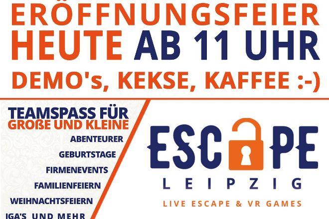 Escape Leipzig, Leipzig, Germany