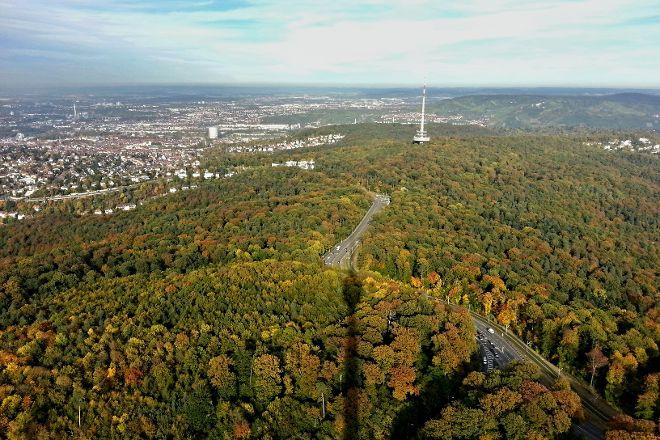 Fernsehturm Stuttgart, Stuttgart, Germany