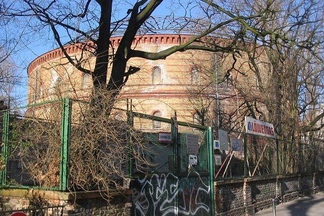 Fichtebunker, Berlin, Germany