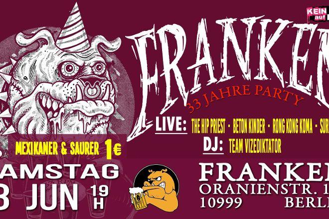 Franken, Berlin, Germany