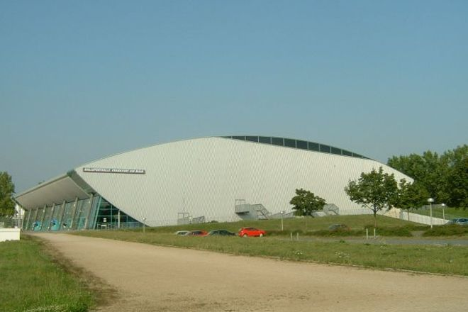Fraport Arena, Frankfurt, Germany