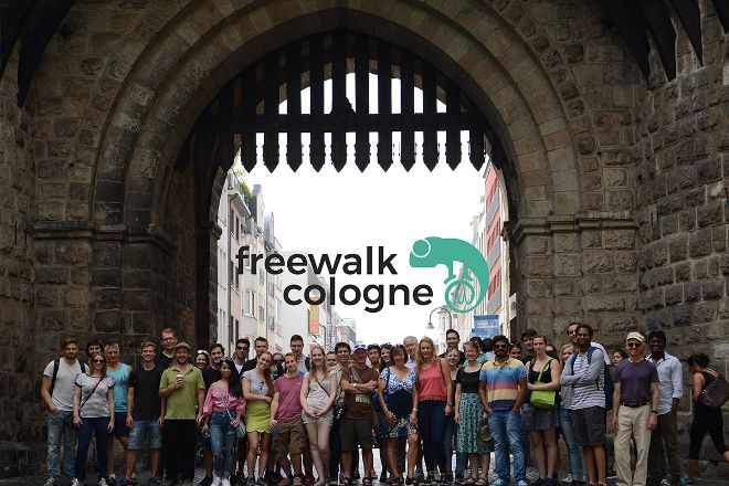 Freewalk Cologne, Cologne, Germany