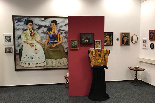 Frida Kahlo Ausstellung im Kunstmuseum Gehrke-Remund Baden-Baden, Baden-Baden, Germany