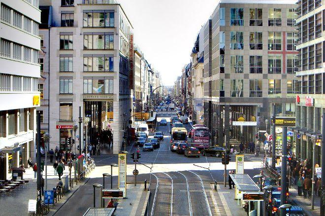Friedrichstrasse, Berlin, Germany