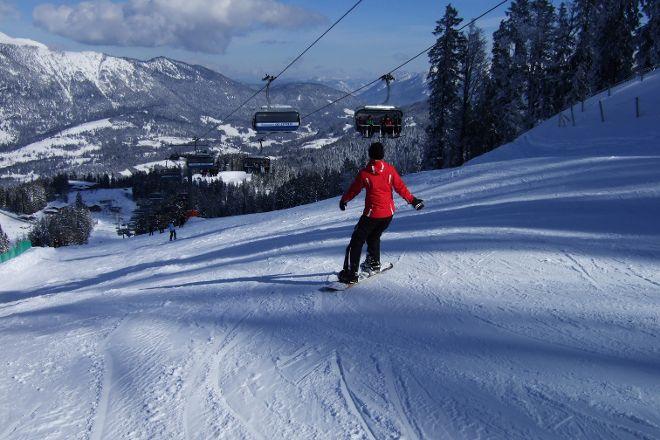Garmisch-Partenkirchen Ski Resort, Garmisch-Partenkirchen, Germany