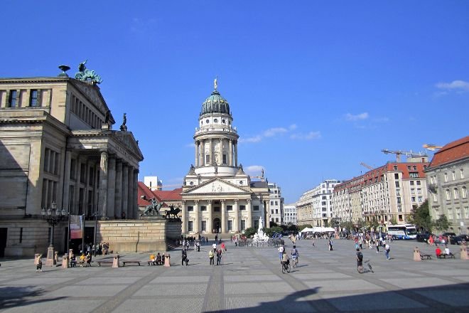 Gendarmenmarkt, Berlin, Germany