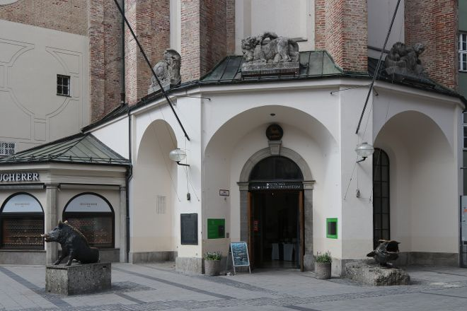 German Hunting and Fishing Museum, Munich, Germany