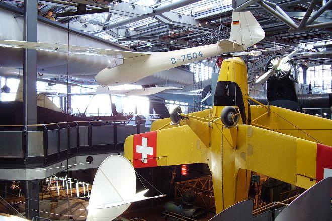 German Museum of Technology, Berlin, Germany