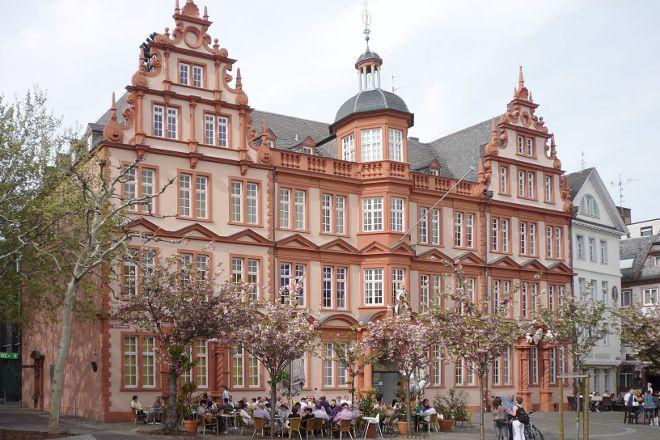 Gutenberg Museum, Mainz, Germany