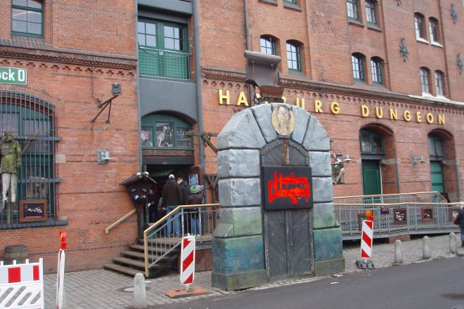 Hamburg Dungeon, Hamburg, Germany