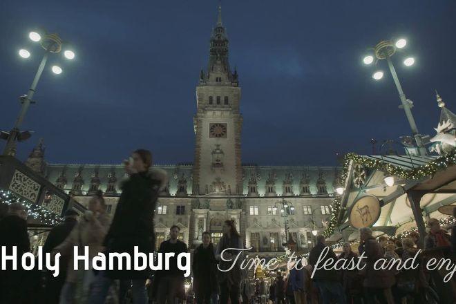 Hamburg Tourist Information, Hamburg, Germany