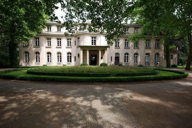 Haus der Wannsee-Konferenz, Berlin, Germany