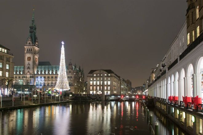 HCT Hamburg Citytours, Hamburg, Germany