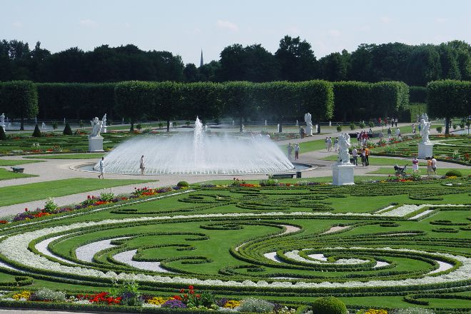 Herrenhauser Garten, Hannover, Germany