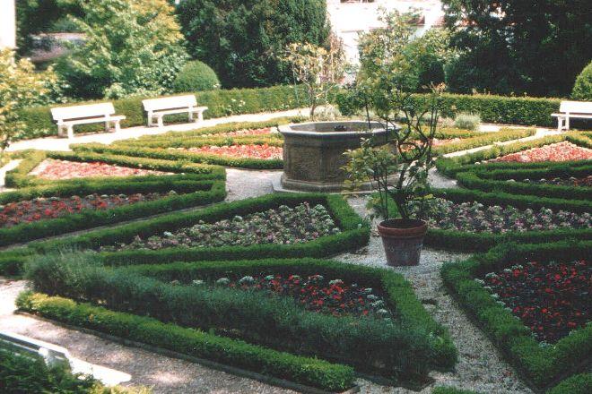 Herzogspark, Regensburg, Germany