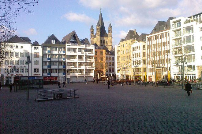 Heumarkt, Cologne, Germany