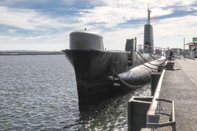 HMS Otus, Sassnitz, Germany