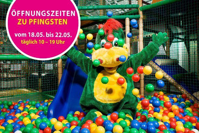 Indoor Spielplatz Kunti-Bunt, Greifswald, Germany