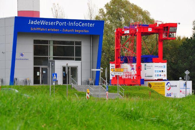 JadeWeserPort InfoCenter, Wilhelmshaven, Germany