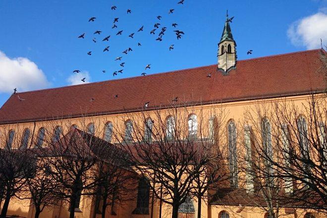 Kapuzinerkloster Ingolstadt, Ingolstadt, Germany