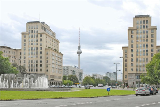 Karl-Marx-Allee, Berlin, Germany