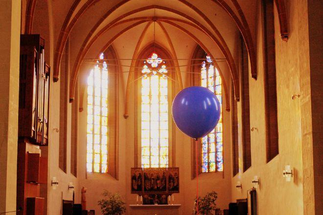 Kathedralpfarrei St. Sebastian, Magdeburg, Germany