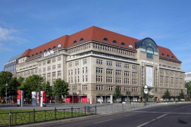 Kaufhaus des Westens (KaDeWe), Berlin, Germany