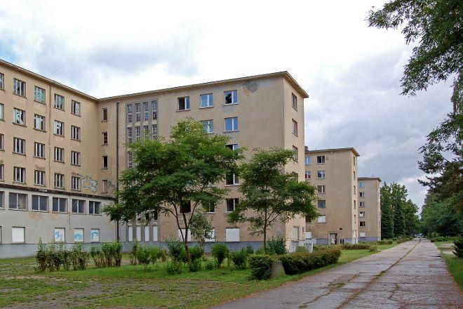 KdF - Koloss von Ruegen, Ostseebad Binz, Germany