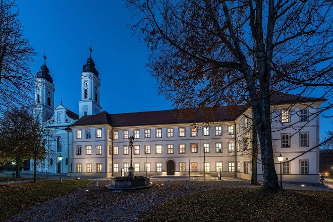 Kloster Irsee, Irsee, Germany