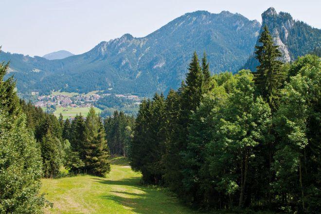 Kolbensattel, Oberammergau, Germany