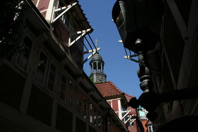 Krameramtswohnungen (Flats for Small Trader's Guild), Hamburg, Germany