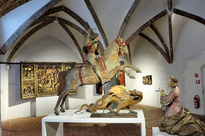 Kunsthalle / St. Annen-Museum, Lubeck, Germany