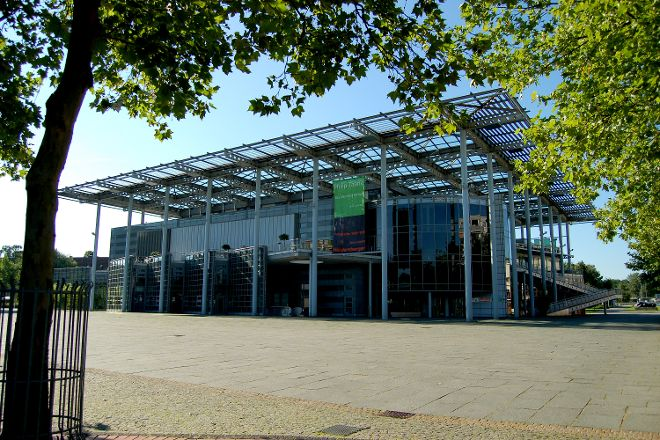 Kunstmuseum Wolfsburg, Wolfsburg, Germany