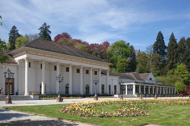 Kurhaus Baden-Baden, Baden-Baden, Germany