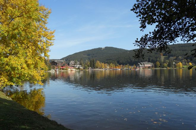 Lake Titisee, Titisee-Neustadt, Germany