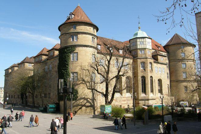 Landesmuseum Wurttemberg, Stuttgart, Germany