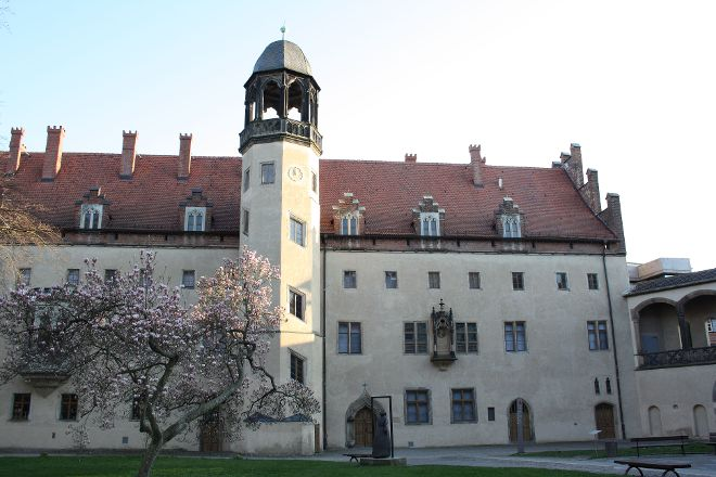 Lutherhalle/Lutherhaus, Wittenberg, Germany