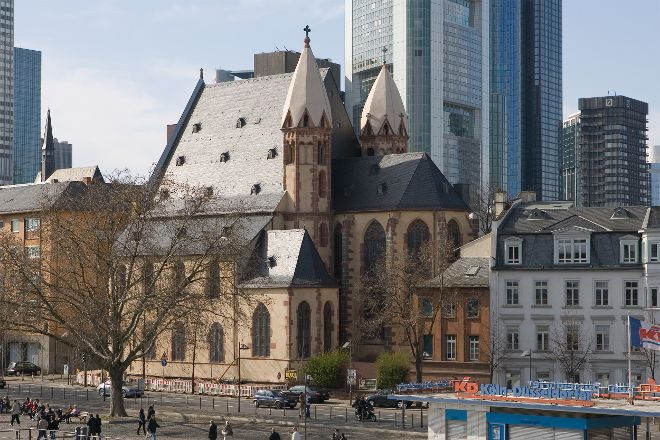 Mainkai, Frankfurt, Germany
