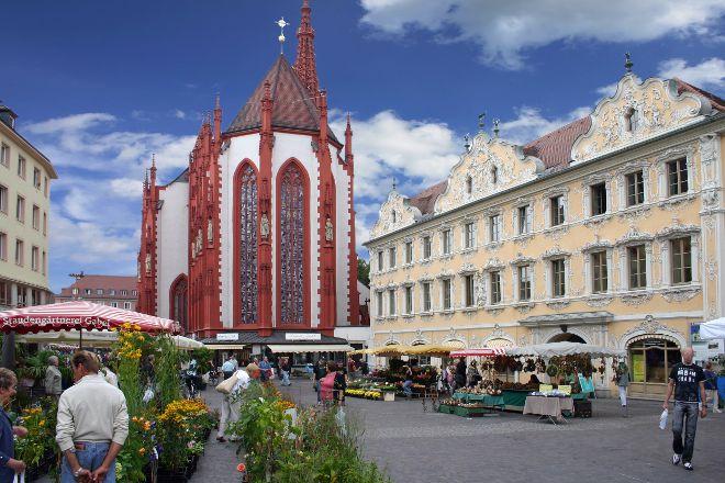 Market Square, Wurzburg, Germany
