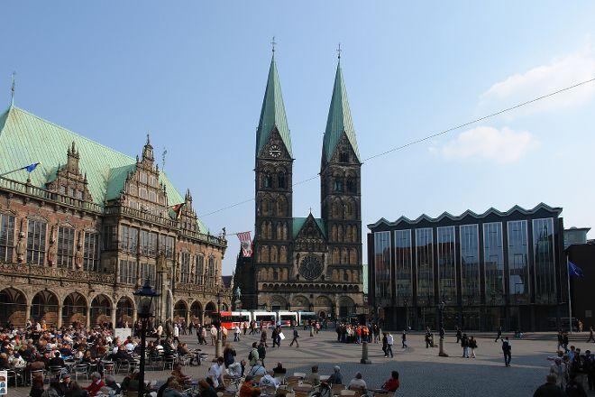 Marktplatz, Bremen, Germany