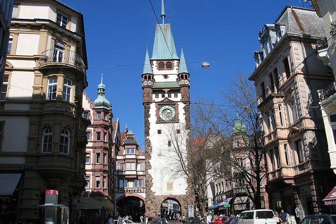 Martinstor, Freiburg im Breisgau, Germany