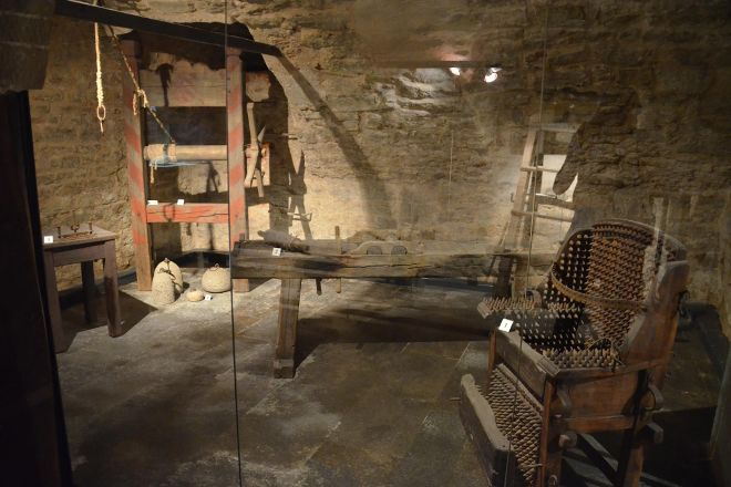 Medieval Crime Museum (Mittelalterliches Kriminalmuseum), Rothenburg, Germany