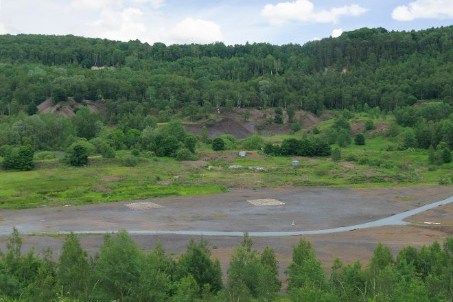 Messel Pit Fossil Site, Messel, Germany